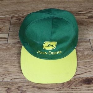 Vintage John Deere Snapback Hat